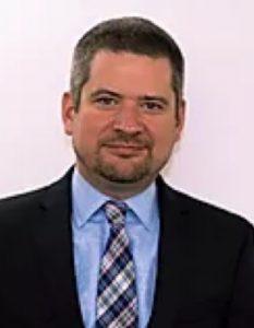 Erich Arcement, PE